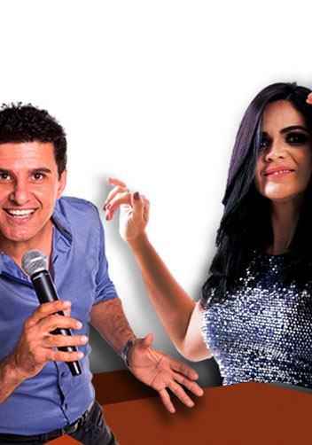 Hammer Fitness Club promove aulões juninos com shows de Del Feliz, Jeanne Lima e Zelito Miranda