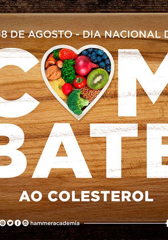 O problema não está no colesterol, afirma especialista!