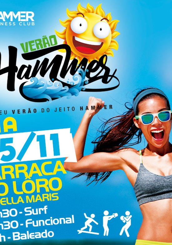 Amanhã (25) é dia de atividade física gratuita em Stella Maris
