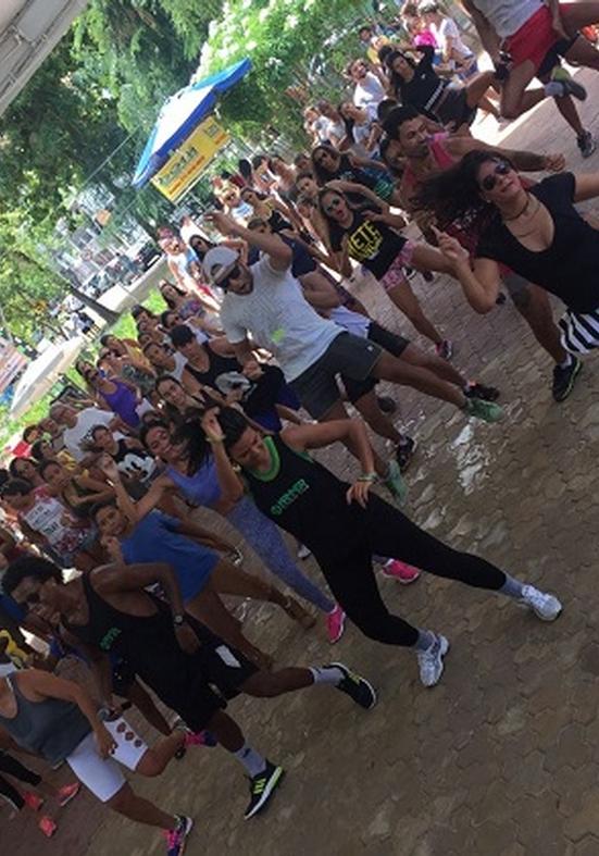 Hammer Fitness Club renova parceria com Boa Praça em 2018