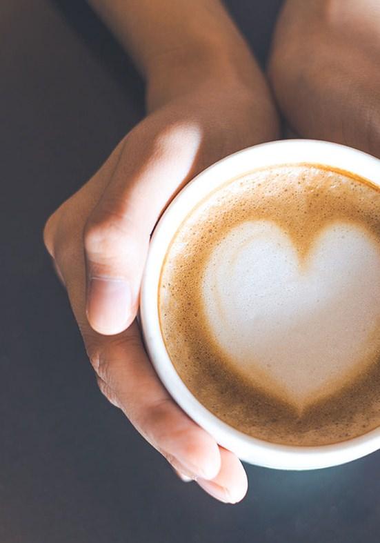 Escolha certa de café sem cafeína