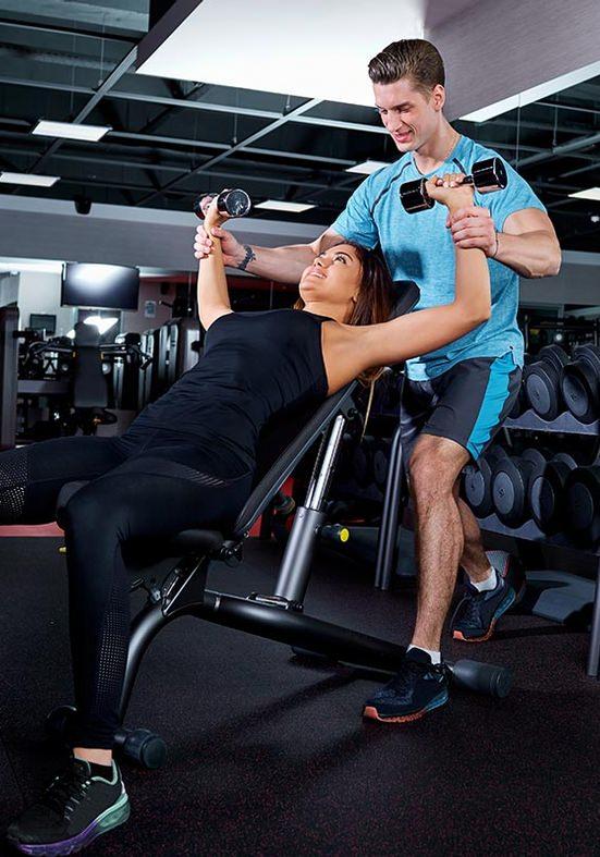 A importância do profissional de educação física na academia