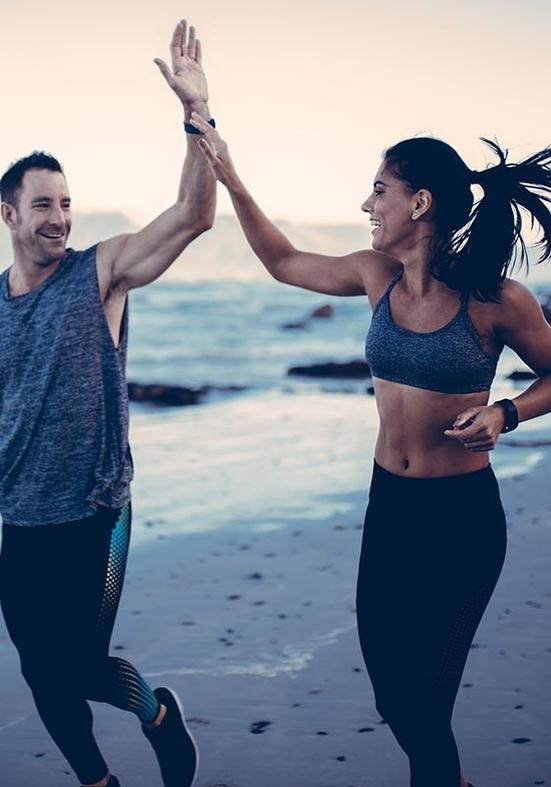 Benefícios da prática de exercícios físicos ao ar livre