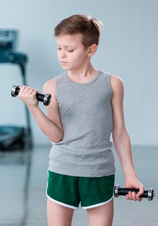 Recomendações para a utilização da Musculação em Crianças de 06 a 12 anos