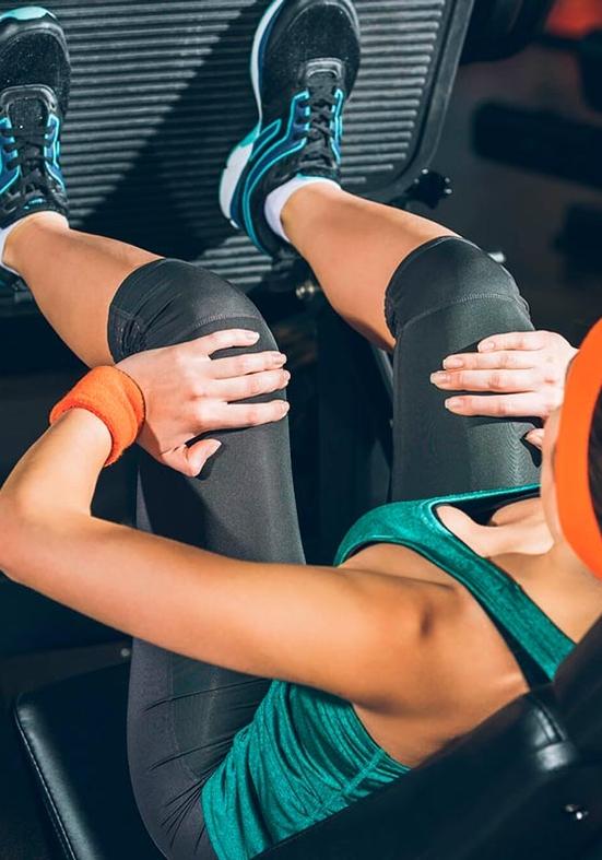Musculação para prevenção lesões