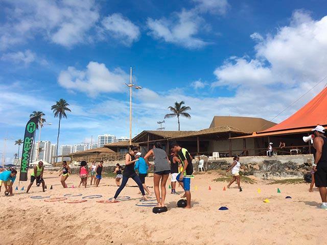 Projeto Verão Hammer volta à praia da Barra amanhã (27)